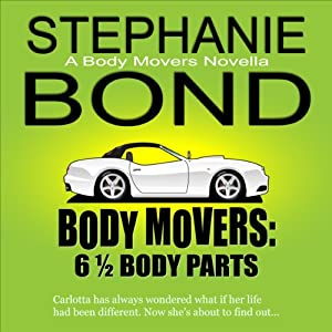 6 1/2 Body Parts Audiobook