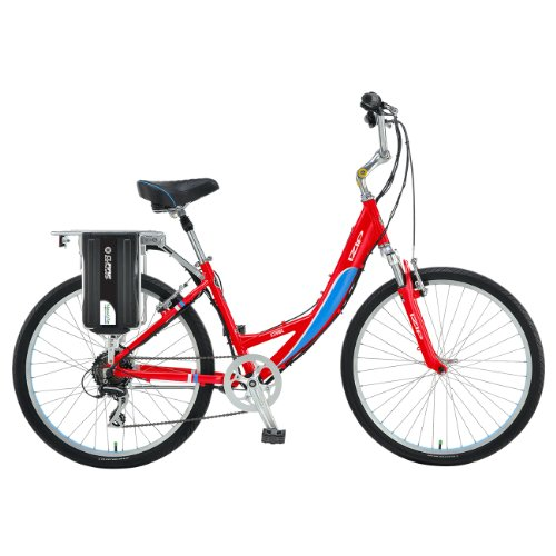 Currie Hybrid Electric Bike - IZIP E3 Vibe Bicycle - LS - Lithium Ion