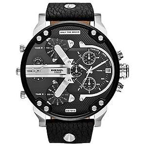 Reloj Diesel Mr. Daddy Dz7313 Hombre Negro