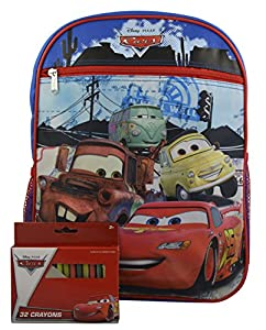 Disney Pixar Cars Boys' Large 16