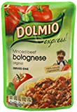 DOLMIO Express Bolognese Sauce Original 170 g (Pack of 8)