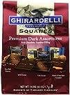 Ghirardelli Dark Assorted Sqaures XL…