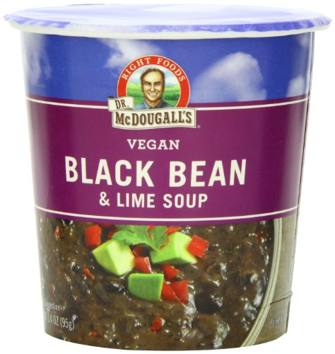 Dr. McDougall's Right Foods Vegan Black Bean