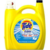 Tide Simply Clean & Fresh Refreshing Breeze Liquid Laundry Detergent 138 fl oz