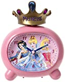 Technoline Princess 1 Disney Princess Crown Alarm Clock