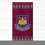 Beach Towel - West Ham United F.C