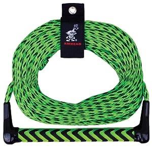 Buy AIRHEAD AHSR-9 Watersports Rope with Eva Handle, 75 -Feet by Kwik Tek
