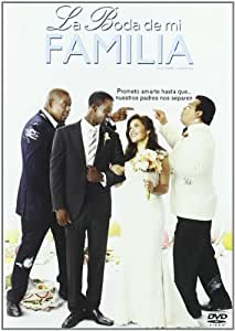 Amazon.com: La Boda De Mi Familia (Import Movie) (European Format