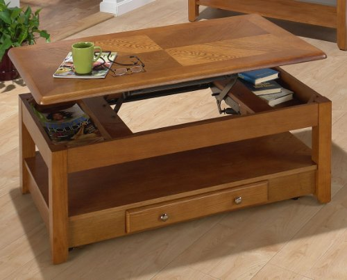 Black friday jofran 480 series wood lift top cocktail coffee table in oak cheap cheap price 2012 Jofran lift top coffee table