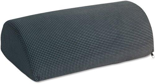 Foot Cushion, Half-Cylinder Design, Foam, Black 92311 front-738716