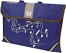 TGI - Bolsa para estudiante de música, color azul