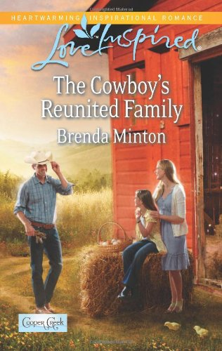 Image of The Cowboy's Reunited Family (Love Inspired\Cooper Creek)