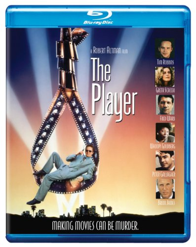 Cover art for  The Player [Blu-ray]
