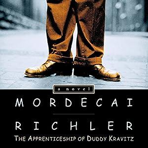 The Apprenticeship of Duddy Kravitz Audiobook