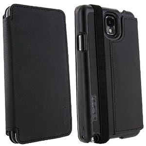 Incipio® Black Wallet Folio, 2-in-1 Case - Samsung Galaxy Note 8.0