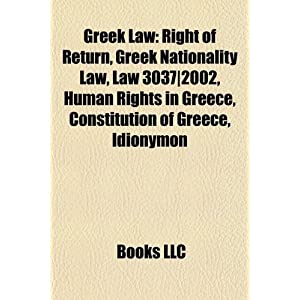 Right Of Return Greece | RM.