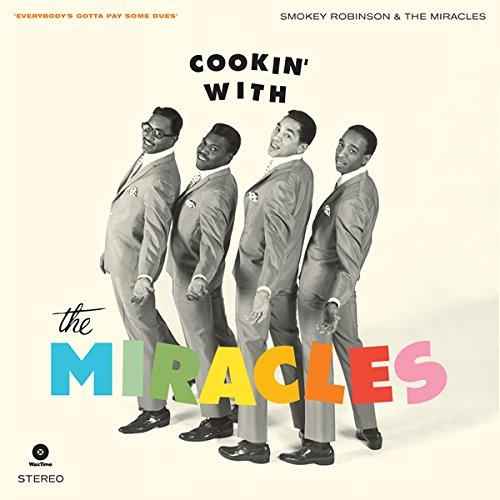 Smokey Robinson & The Miracles - Cookin With + 4 Bonus Tracks