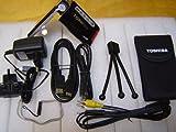 TOSHIBA CAMILEO S30 KIT FULL HD (1080P) MOVIE 8MP CAMERA 16x DIGITAL ZOOM 3