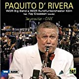 echange, troc Paquito D'Rivera, Wdr Big Band - Improvise One