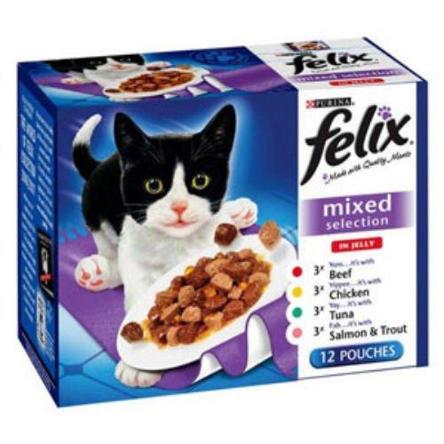 felix-adulte-pochette-melange-selection-en-gel-nourriture-de-chat-100gm-pack-de-12