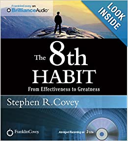 The 8th Habit – Summary – Covey