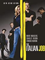 The Italian Job (2003) [HD]