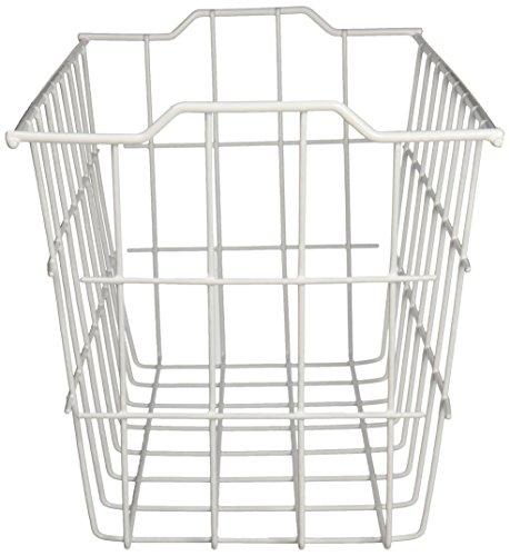 Grayline 40604, Deep Storage Basket, White (Storage For Chest Freezer compare prices)