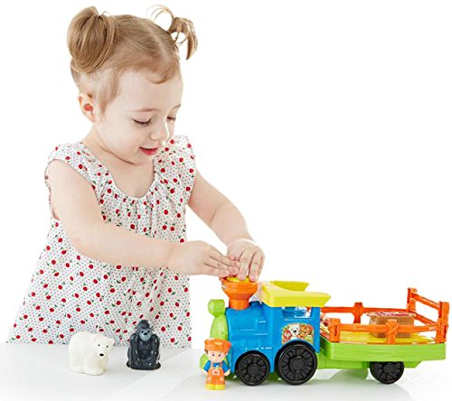 Fisher-Price Little People Choo-Choo Zoo Train - 1