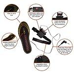 (ワーマーウェア) Warmawear CF0040 ヒートインソール 23.5cm-28cm 黒 (男女兼用) 【並行輸入品】