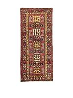 Navaei & Co. Alfombra Persian Azerbaijan Rojo/Azul/Amarillo 337 x 136 cm