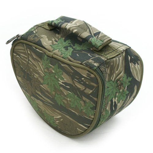 fishing tackle DELUXE REEL CASE IN CAMO (108)
