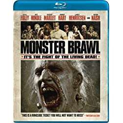Monster Brawl [Blu-ray]