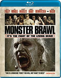 NEW Foley/hindle/maillet - Monster Brawl (Blu-ray)