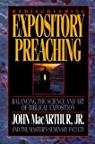img - for Rediscovering Expository Preaching by John MacArthur (1992-06-24) book / textbook / text book