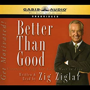 Better Than Good Audiobook