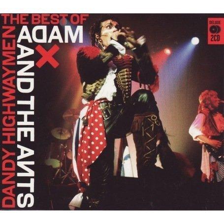 ADAM ANT - Dandy Highway Men: Best of - Zortam Music