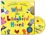 What the Ladybird Heard Book and CD Pack Julia Donaldson