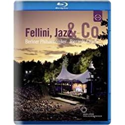Fellini, Jazz & Co. [Blu-ray]
