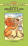 The Story of Hercules (Dover Childrens Thrift Classics)