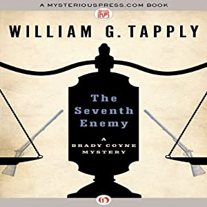 The Seventh Enemy Audiobook