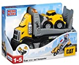 Mega Bloks 8252 Tiny n Tuff CAT Transporter