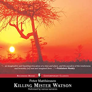 Killing Mr. Watson | [Peter Matthiessen]