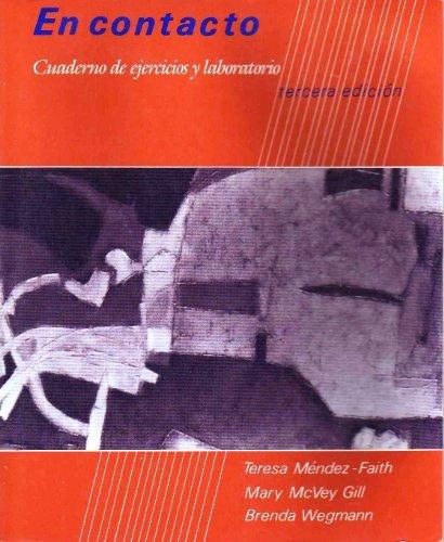 En contacto: Cuaderno de ejercicios y laboratorio (tercera edicion)