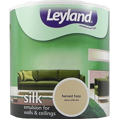 leyland-paint-water-based-interior-vinyl-silk-emulsion-harvest-haze-25-litre