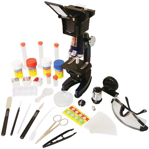 Elenco Deluxe Microscope Set