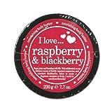 I Love... Raspberry & Blackberry Nourishing Body Butter 200ml