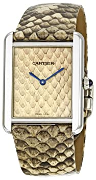 Tank Solo Ladies Watch W5200021 by Cartier