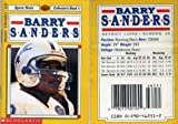 Barry Sanders (Sport Shots Collectors Book 17) (0590462512) by Morgan, Bill