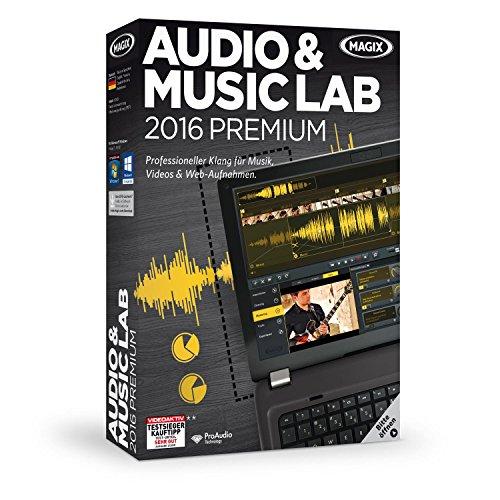 MAGIX Software für Musik/Video
