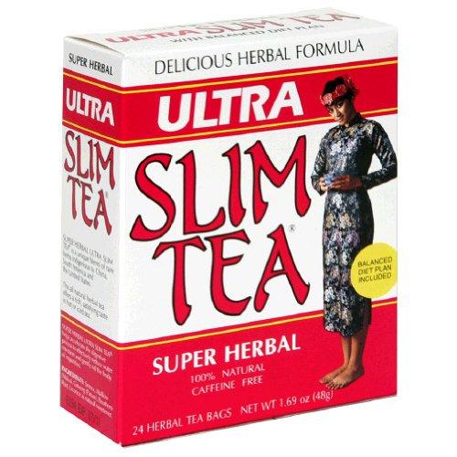 Ultra Slim Tea-Super Herbal Slim Tea 24 Bag